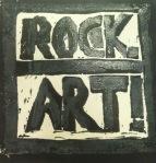ROCKART logo